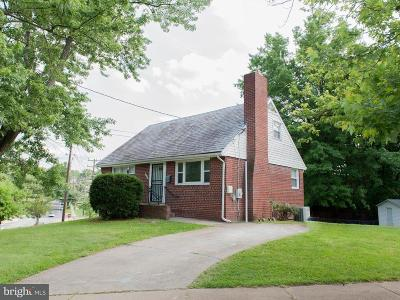 New Carrollton Single Family Home For Sale: 6104 Lamont Drive