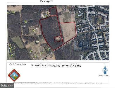 Cecil County Residential Lots & Land For Sale: 2002 Barksdale Road