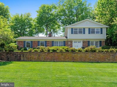 McLean Single Family Home For Sale: 1583 Forest Villa Lane