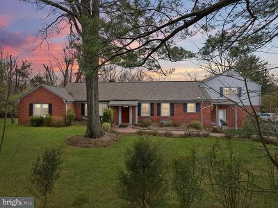Montgomery County Single Family Home For Sale: 220 Randolph Road