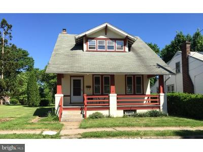 Single Family Home For Sale: 243 N Price Street
