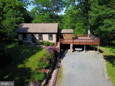 Single Family Home For Sale: 34970 Charles Town Pike