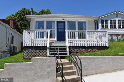Chesapeake Beach MD Single Family Home Active Under Contract: $239,900