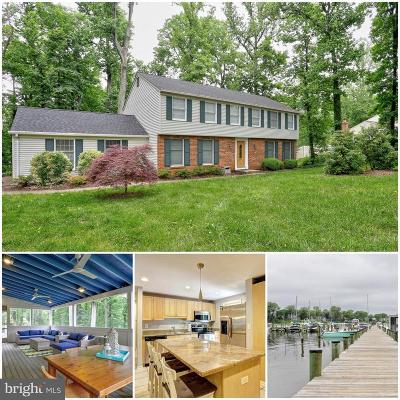 Arnold Single Family Home For Sale: 642 Shore Acres Road
