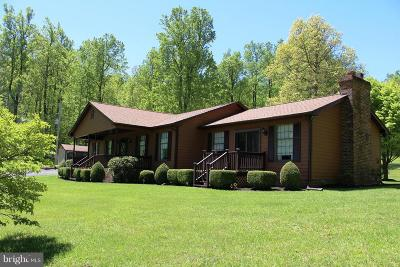 Rappahannock County Single Family Home For Sale: 81 Headwaters Road