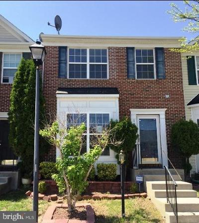 Brandywine Townhouse Under Contract: 15423 Kennett Square Way