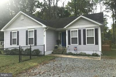 Westmoreland Shores Single Family Home For Sale: 189 Piney Forest Drive