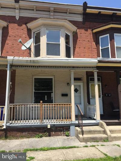 Harrisburg PA Townhouse For Sale: $63,900