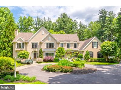 Chadds Ford Single Family Home For Sale: 44 Blue Stone Drive