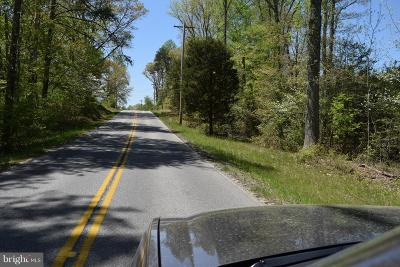 Charlotte Hall Residential Lots & Land For Sale: Mount Wolf Road