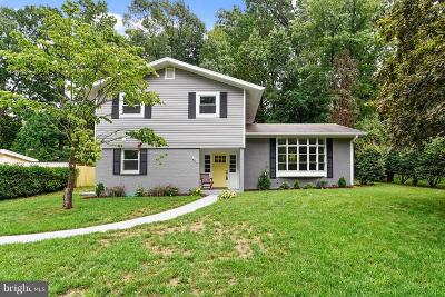 Annandale Single Family Home For Sale: 3807 Forest Grove Drive