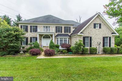Springfield Single Family Home For Sale: 8020 Pohick Road