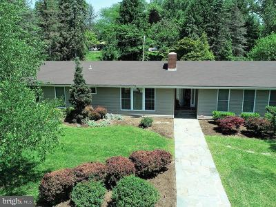 Baltimore Single Family Home For Sale: 9109 Field Road