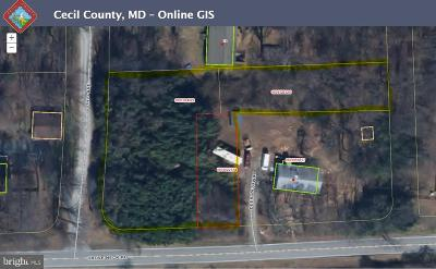 Earleville, Georgetown Residential Lots & Land For Sale: Maryland Avenue
