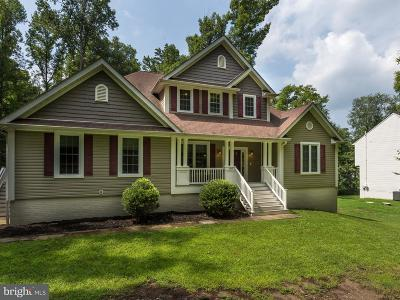 Fredericksburg Single Family Home For Sale: 104 Brookewood Drive