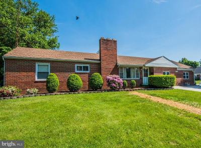 Hagerstown Single Family Home For Sale: 17703 Winterberry Road
