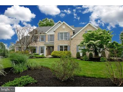 West Windsor Single Family Home For Sale: 15 Oakwood Way