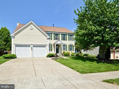 Frederick Single Family Home For Sale: 1407 Dagerwing Place