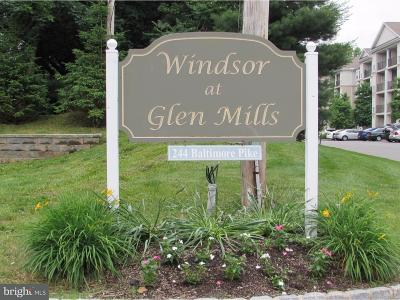 Glen Mills Condo Under Contract: 244 Baltimore Pike #401B