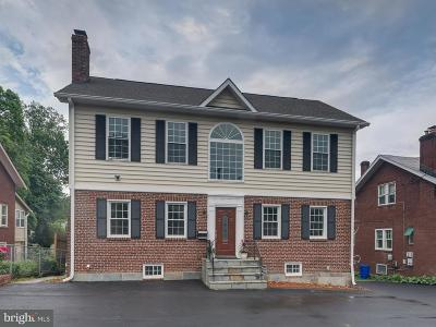Silver Spring Single Family Home For Sale: 9415 Colesville Road