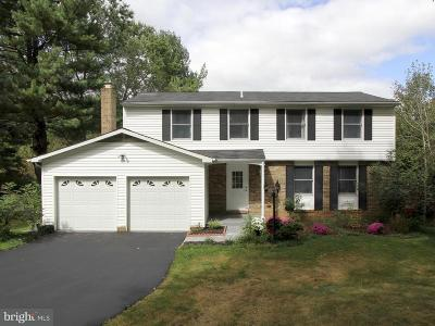 Gaithersburg Single Family Home For Sale: 20716 Bell Bluff Road