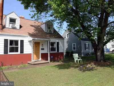Single Family Home For Sale: 3400 Cornwall Road