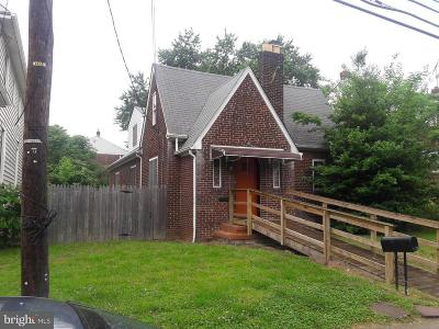 Baltimore MD Single Family Home For Sale: $159,900