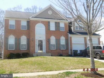 Brandywine Single Family Home For Sale: 8007 Owens Way