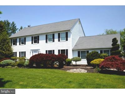 West Windsor Single Family Home For Sale: 23 Ginnie Lane