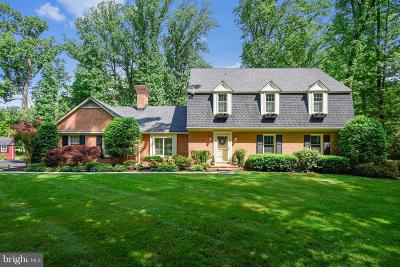 Severna Park Single Family Home For Sale: 34 Belleview Drive