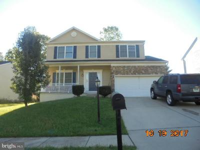 Edgewood MD Single Family Home For Sale: $252,000