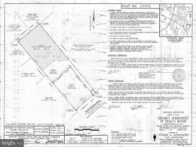 Silver Spring Residential Lots & Land For Sale: 14620 Peach Orchard Road