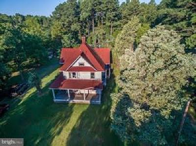 Dorchester County Farm For Sale: 3626 Smithville Road