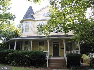 Baltimore Single Family Home For Sale: 511 Hawthorne Road