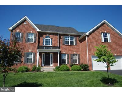 Hockessin Single Family Home For Sale: 308 Wagon Wheel Lane