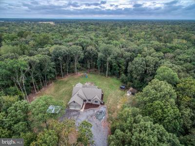 Greenwood Single Family Home For Sale: 4318 Mount Holly Road