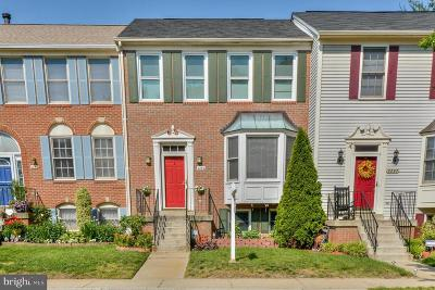 Odenton Townhouse For Sale: 2289 Canteen Circle