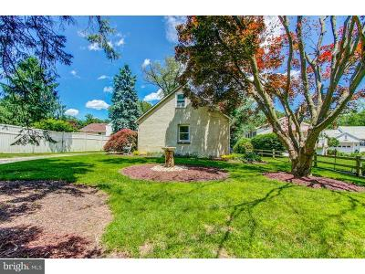 Huntingdon Valley Single Family Home For Sale: 215 Mankin Avenue