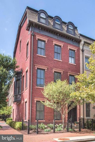 Potomac Townhouse For Sale: 12450 Ansin Circle Drive