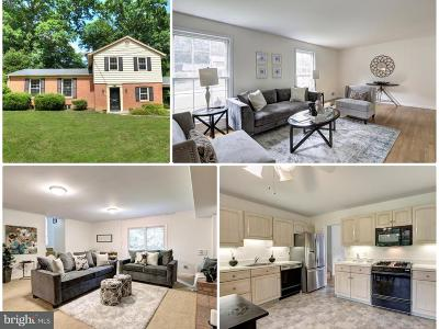 Annandale Single Family Home For Sale: 4209 Kings Mill Lane