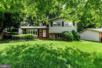 Rockville Single Family Home For Sale: 4902 Arbutus Avenue