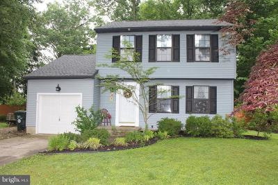 Bear Single Family Home Under Contract: 314 Greybull Drive