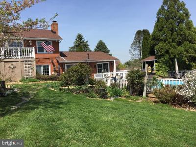 Westminster Single Family Home For Sale: 2400 Dairyland Drive