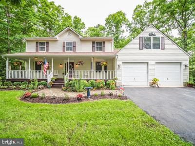 Leonardtown Single Family Home For Sale: 20735 Chestnut Ridge Drive