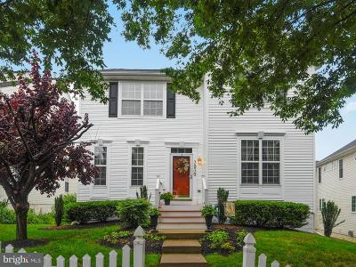 Frederick Single Family Home For Sale: 3939 Loch Ness Court