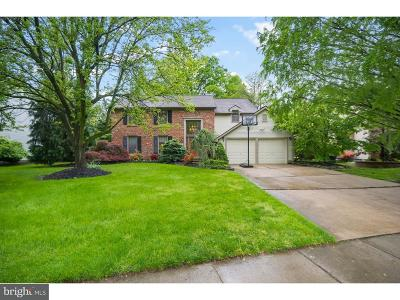 Cherry Hill Single Family Home For Sale: 312 Hadleigh Drive