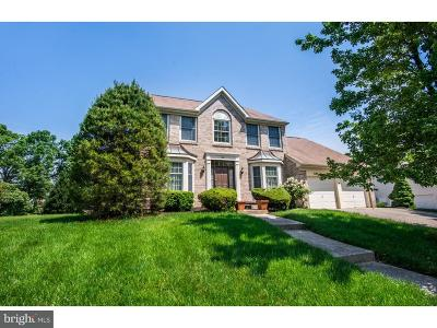 Mount Laurel Single Family Home For Sale: 22 Daylily Drive