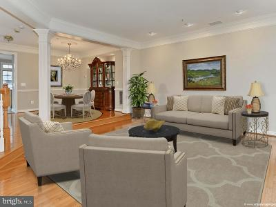 Cameron Station Townhouse For Sale: 5251 Brawner Place