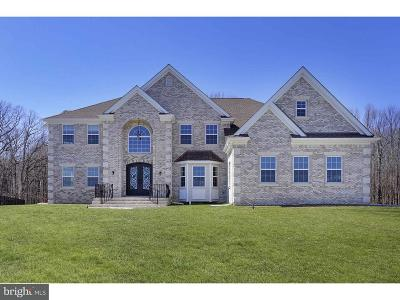 Robbinsville Single Family Home For Sale: 61 Emerald Road