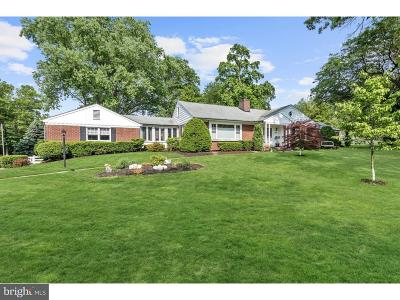 Moorestown Single Family Home For Sale: 447 S Church Street